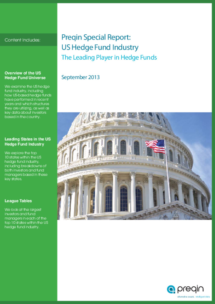 The Leading Player in Hedge Funds - Business Immo