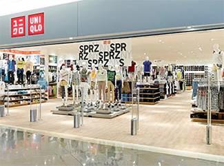 uniqlo d clare ouverte sa nouvelle boutique du centre commercial belle epine business immo. Black Bedroom Furniture Sets. Home Design Ideas