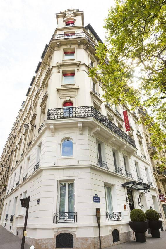 Paris 13e l 39 h tel 3 la demeure change de propri taire business immo - Bureau de change paris bourse ...