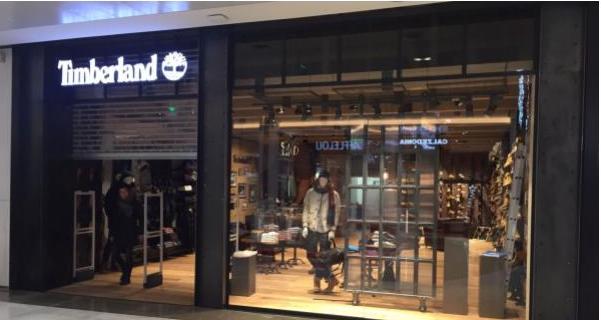 CBRE accompagne Timberland pour l'ouverture de 4 magasins