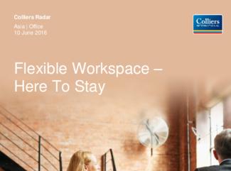 aspect esthétique grande remise pour la qualité d'abord Asia Office : Flexible Workspace – Here To Stay - Business Immo
