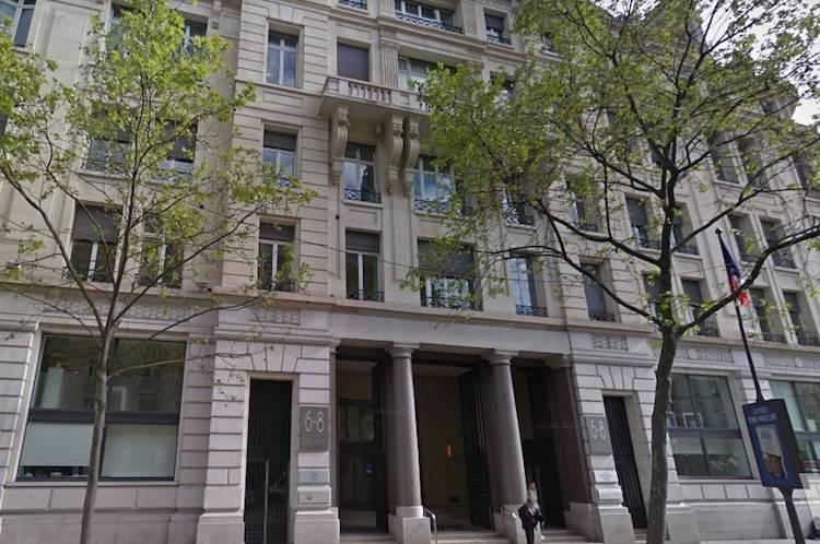 paris 9e norges bank acquiert le 6 8 boulevard haussmann pour 462 m business immo. Black Bedroom Furniture Sets. Home Design Ideas
