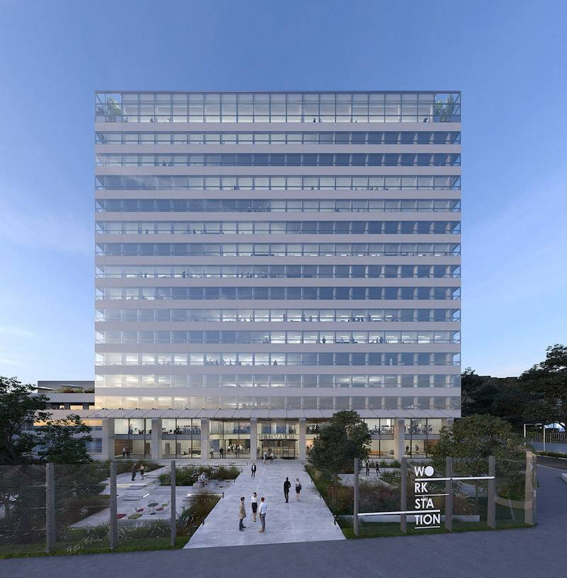 Courbevoie : Hines France loue 4 000 m² à Eurogroup Consulting au sein de l'immeuble Workstation - Business Immo