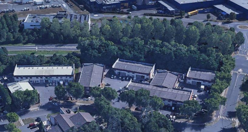 Lisses ab sagax acquiert un parc d activit de 4 600 m for Garage l eglantier lisses