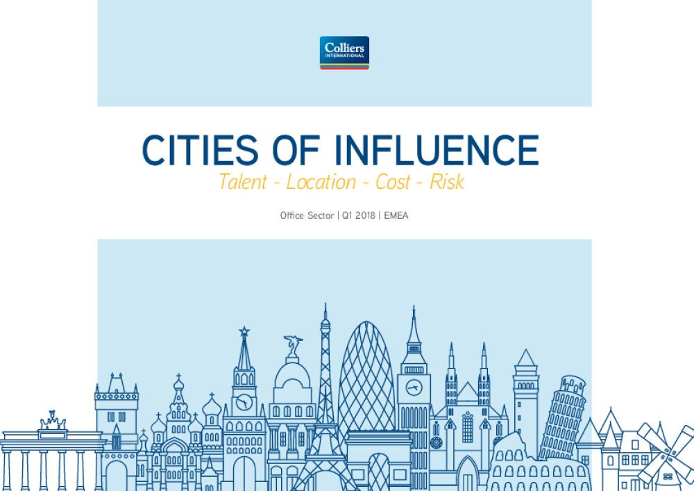 vente usa en ligne double coupon concepteur neuf et d'occasion Office: Cities of influence - Q1 2018 - Business Immo
