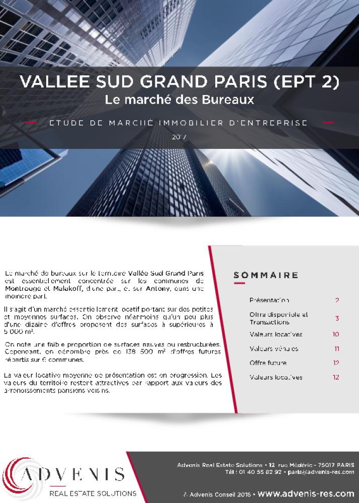 Le Marche Des Bureaux Vallee Sud Grand Paris Business Immo