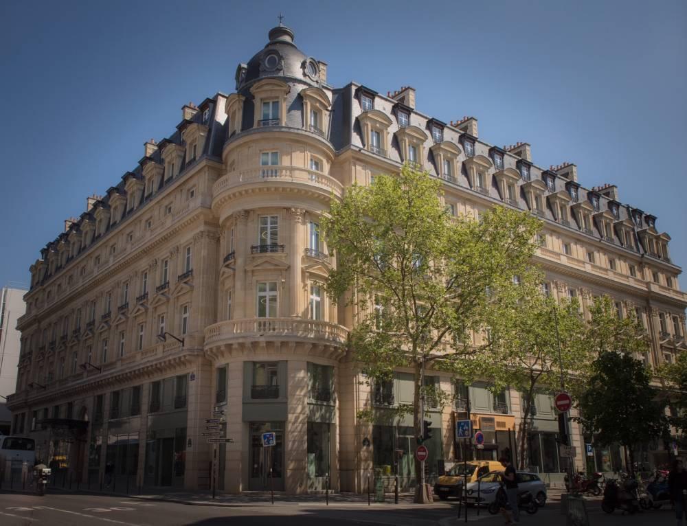 Paris 1er Union Investment Acquiert Le 40 Rue Du Louvre
