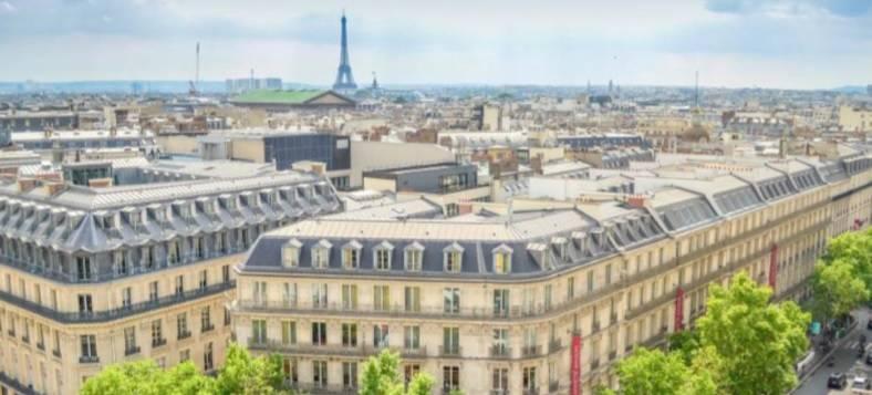 L'immobilier de prestige ne connaît pas la crise à Paris (Barnes) 1