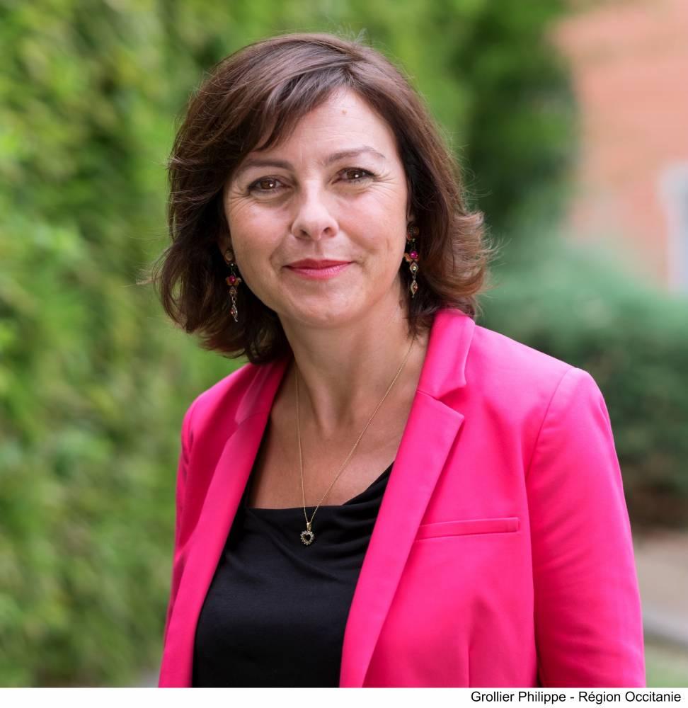voter pour Carole Delga