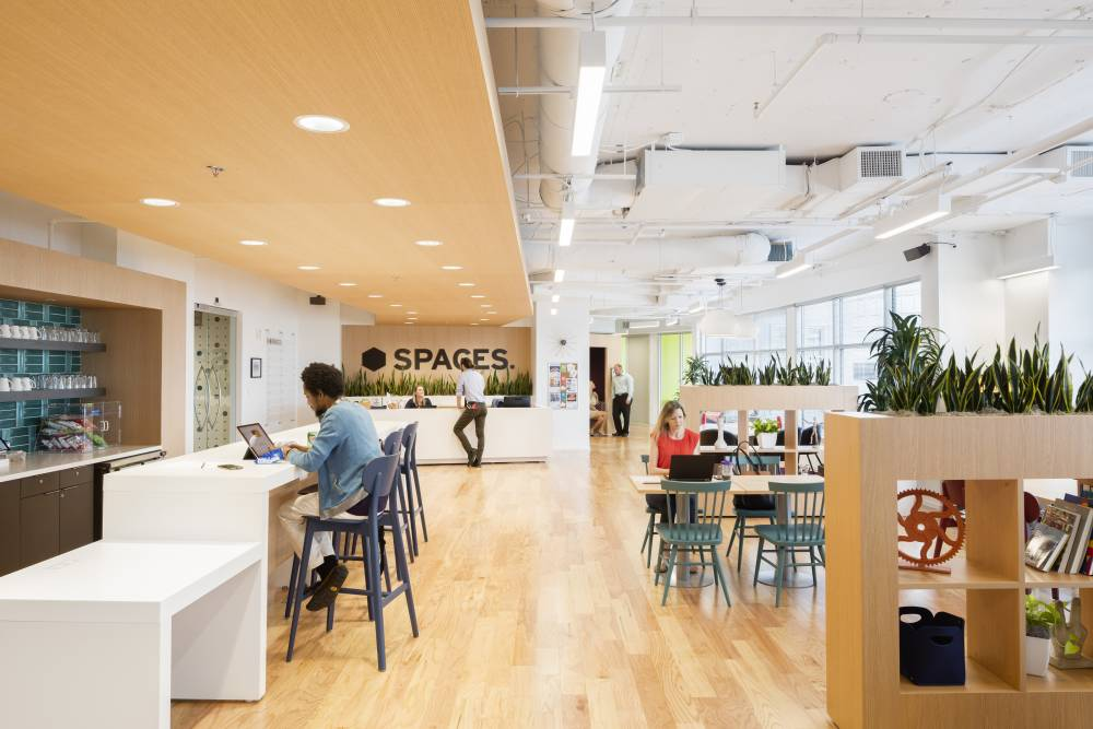 Spaces Coworking Paris