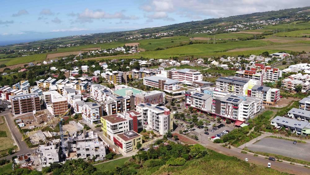 Ville de Beauséjour (4 000 habitants) créée par CBo Territoria