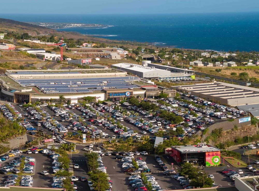 Centre commercial du Portail créé et détenu par CBo Territoria
