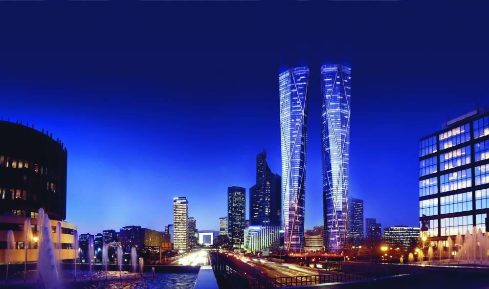 La Défense : nouveau rebondissement pour le projet des tours Hermitage Plaza 1