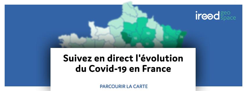 Carte Covid-19