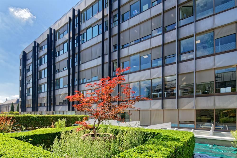 Le 3 avenue Hoche (Paris 8e), également surnommé le «One Monceau», a été acheté par Primonial REIM en 2020.