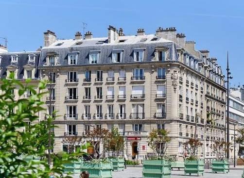 Vincennes: AEW acquiert un immeuble résidentiel situé rue Condé-sur-Noireau, à Vincennes 1