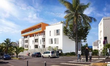 Saint-Denis de la Réunion : Bécarré signe avec la Foncière Logement pour la réalisation de 61 logements 1