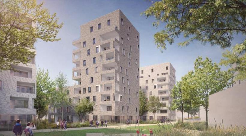 Villeurbanne: Swiss Life AM et Cedrus & Partners acquièrent des logements pour le fonds Impact Investing 1
