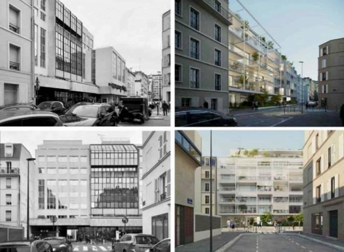 Transformation de bureaux en logements : BNP Paribas Cardif désigne Ogic pour 6 400 m² à Boulogne-Billancourt 1