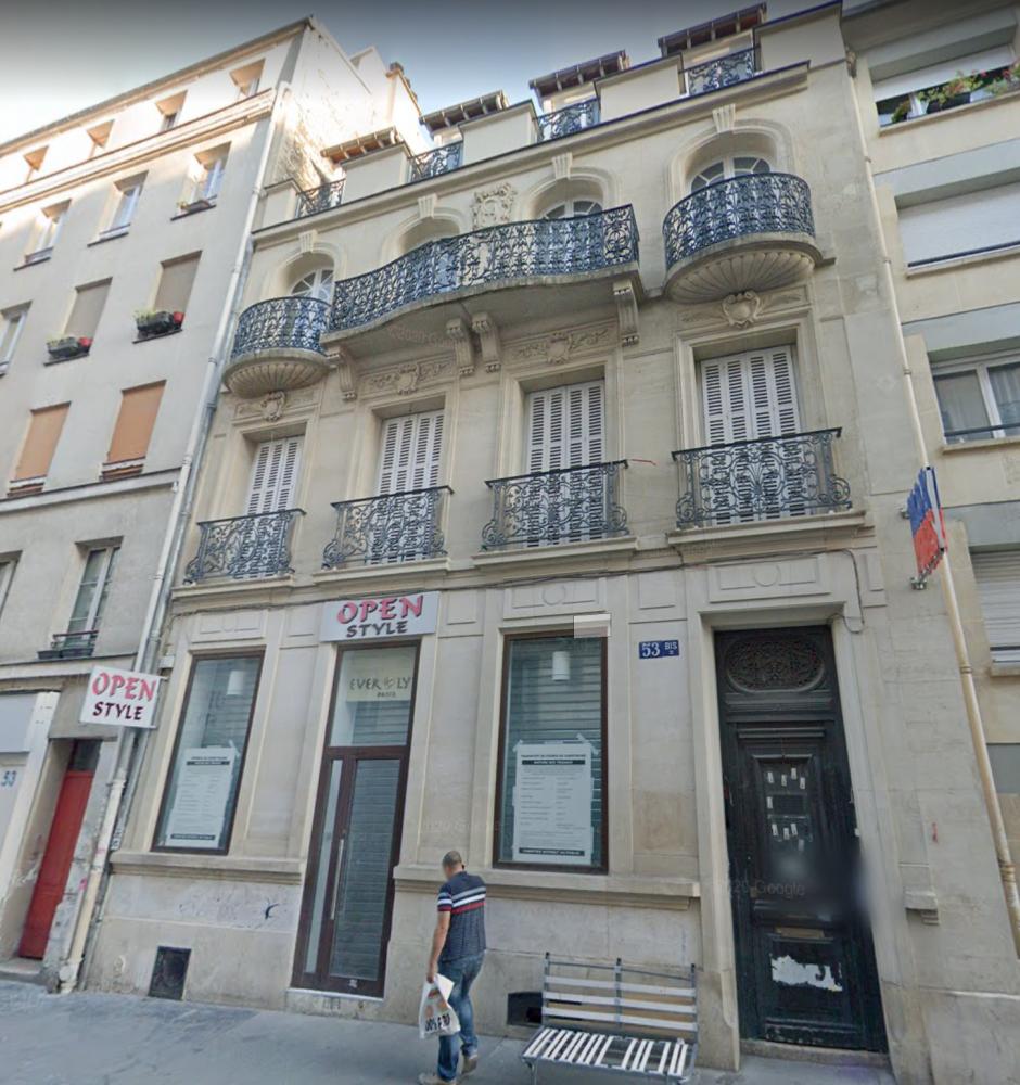 Paris 11e : vente de l'hôtel particulier du 53 bis rue Sedaine à une foncière privée 1