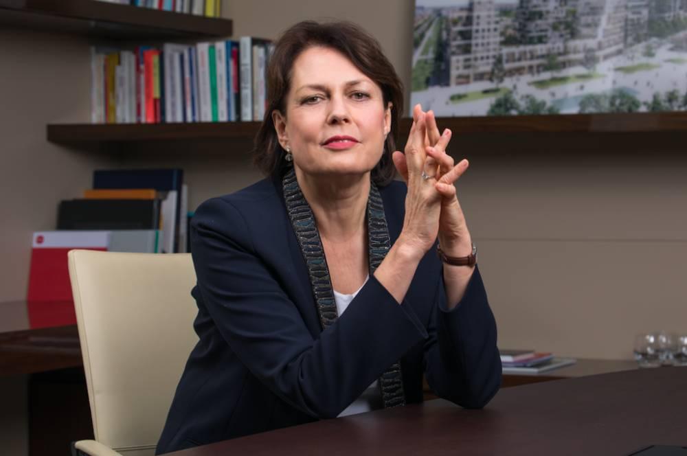 Véronique Bédague va devenir directrice générale de Nexity 1