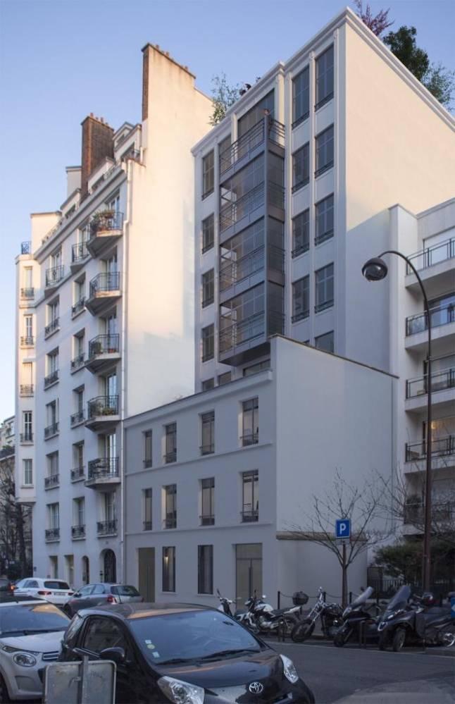 Neuilly-sur-Seine : le groupe Cherpantier acquiert un immeuble au 30 rue du Château 1