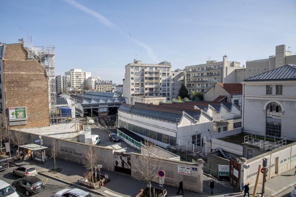 Paris 20e: la RATP lance une concertation citoyenne pour imaginer le devenir d'un site industriel 1